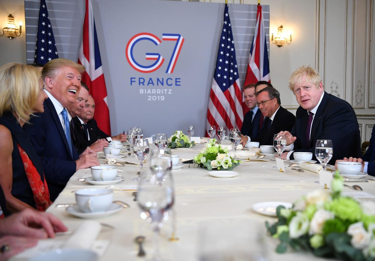 «Велика сімка» поки не планує повертати Росію до G8