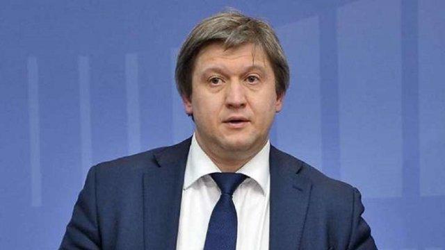 Данилюк подав у відставку через Богдана і Коломойського