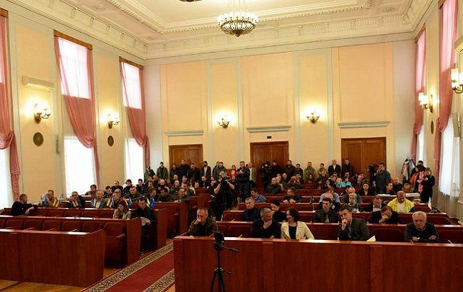 """Міськрада Кропивницького виступила проти реалізації """"формули Штайнмайера"""""""