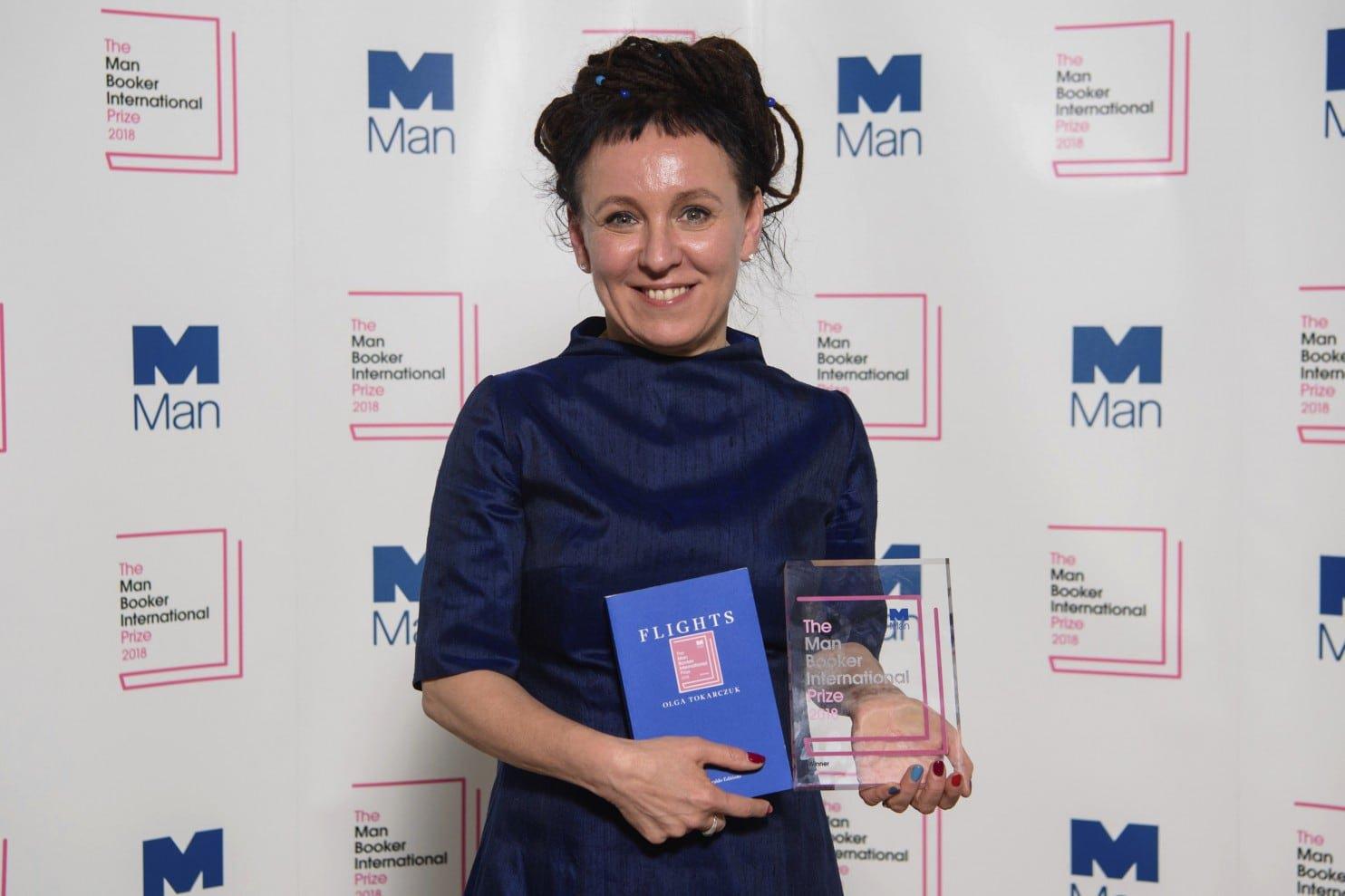 Нобелівську премію з літератури отримала полячка українського походження