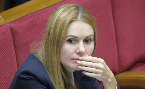 """Депутатка """"Слуги народу"""": Мого чоловіка затримали через мої голосування"""