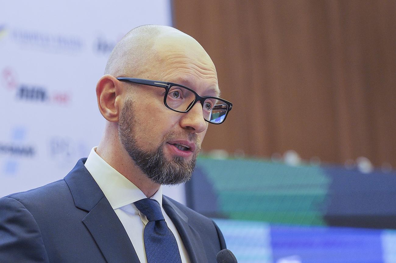 Яценюк замінить Гончарука на посту прем'єр-міністра після нового року.