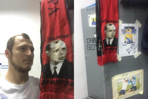 Президент моєї країни єврей підтримує мене, чи буде він підтримувати нациста?», – Роман Зозуля