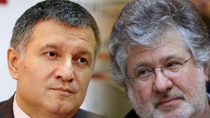 Коломойський і Аваков оголосили Зеленському війну