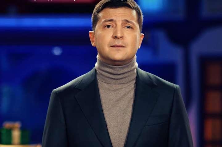 Зеленський скористався низькоякісним плагіатом, – екс-депутат про новорічне привітання президента