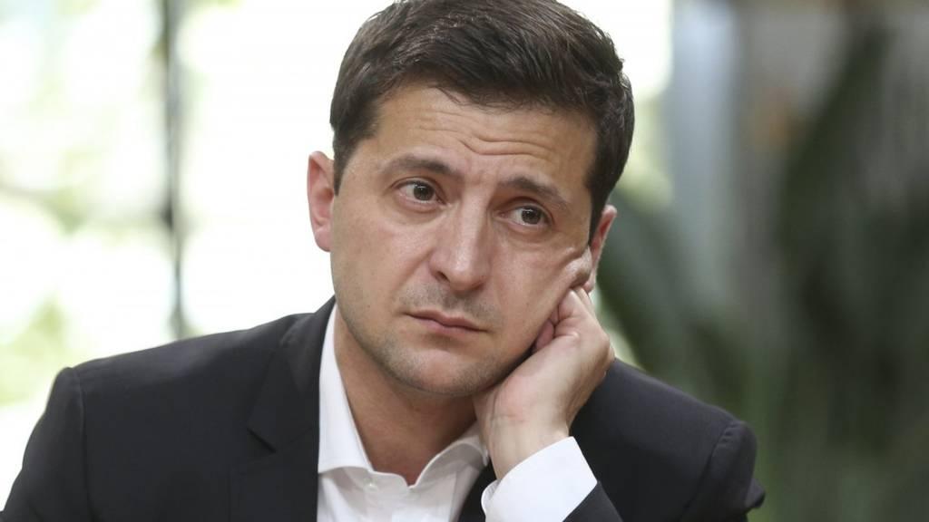 Зеленський заявив, що більше не хоче бути президентом (ВІДЕО)