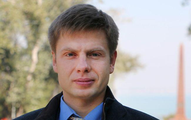 Гончаренко: давайте замість лікарів відправимо в Італію Зеленського, нехай набереться досвіду