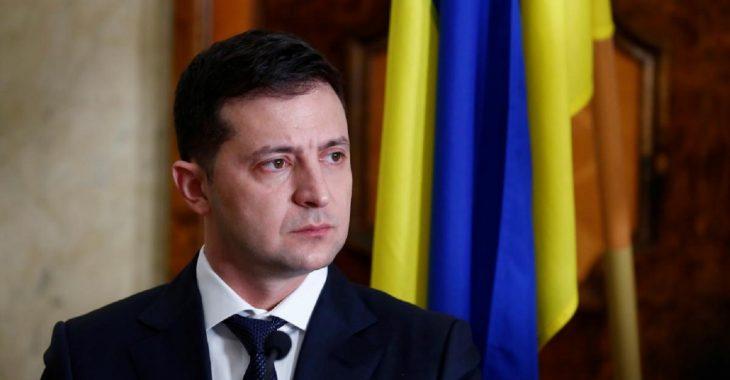 Зеленський пропонує відправити групу українських медиків в Італію
