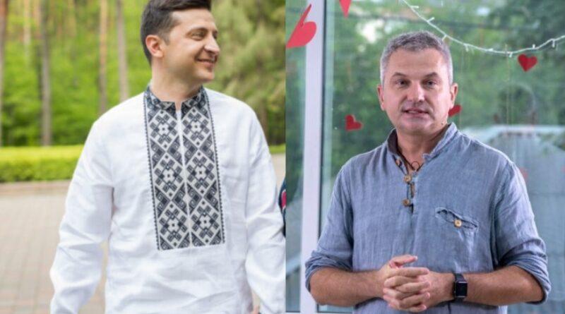 Скрипін опозорив Зеленського за вишиванку: Володя, скажи мені будь ласка, а коли ти перед сьогоднішнім днем в останнє одягав вишивку?