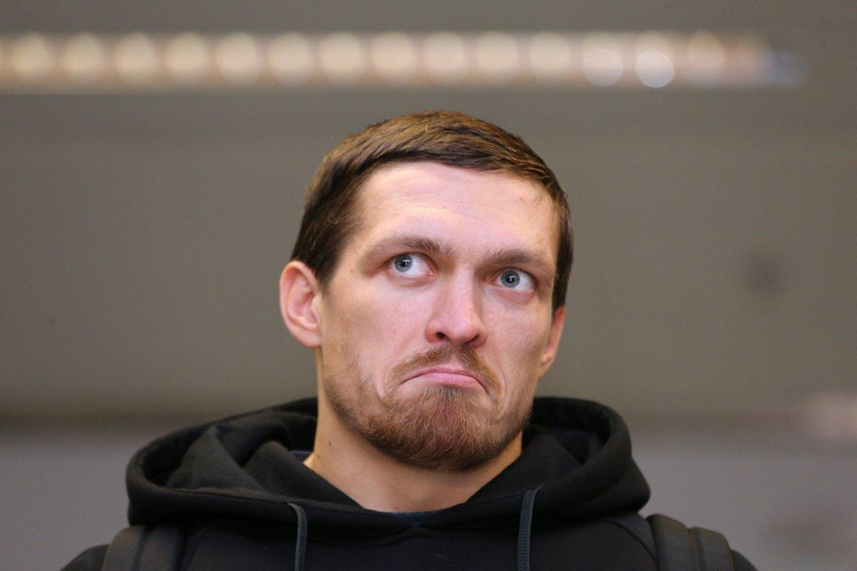Усик відмовився битися з українським борцем, який обурився погрозами боксера на адресу українців