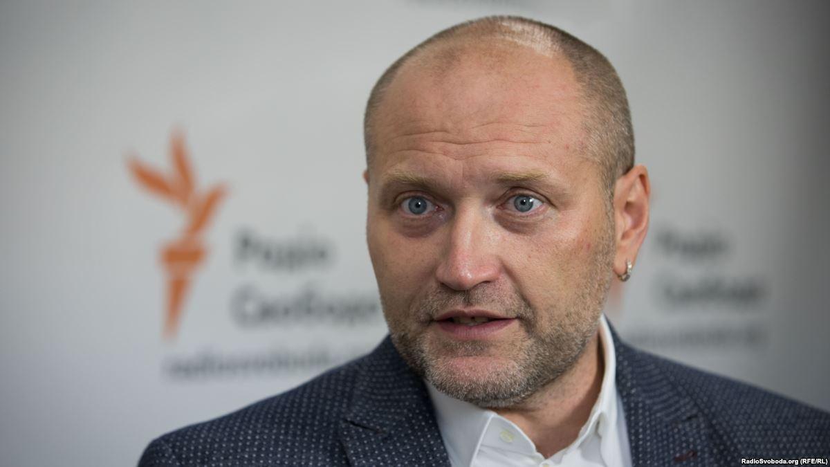 """Зеленский так и остался руководителем """"Квартала 95"""", а не руководителем Украины. – Береза."""