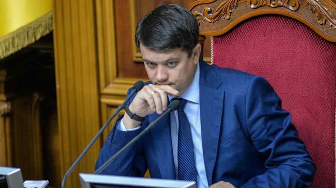 Разумков пояснив падіння рейтингів «Слуги народу»