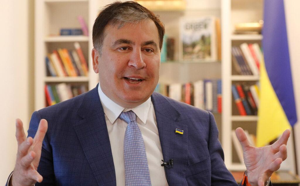 Саакашвили: «Банда Порошенко готовит реванш. Они хотят отколоть от Украины часть территорий»