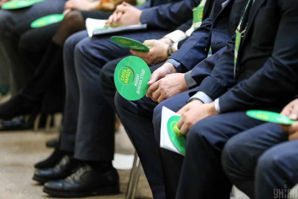 """У """"Слузі народу"""" визначилися зі своїм кандидатом у мери Києва"""