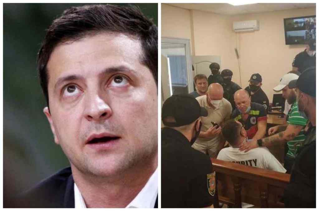 """Терміново! Відомий активіст і блогер перерізав собі горло прямо в залі суду""""Звинуватив у всьому Зеленського"""""""