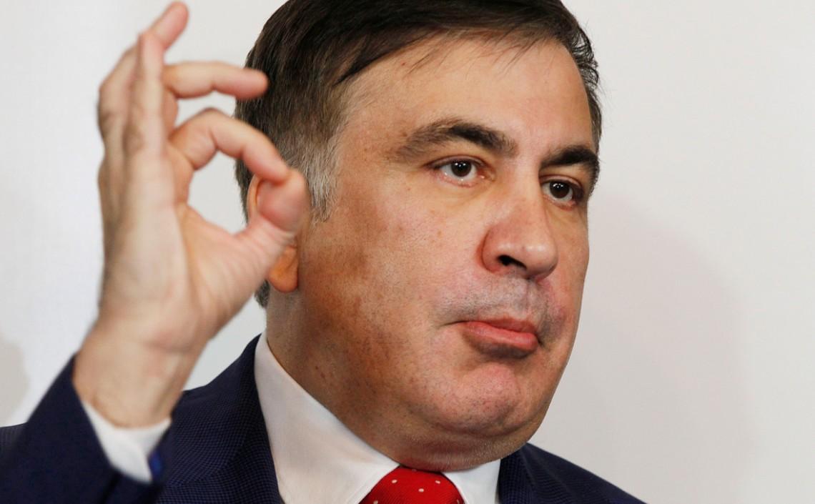 Саакашвілі: українська економіка рухається до катастрофи