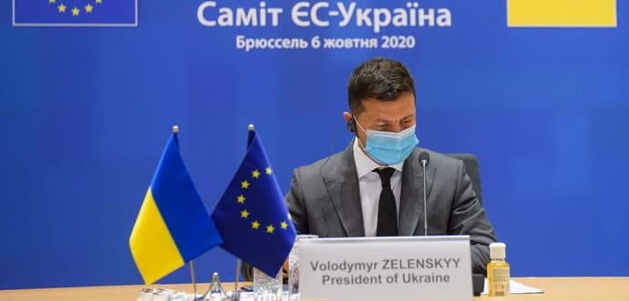 Зеленский отреагировал на обращение Медведчука к России с просьбой предоставить Украине вакцину от COVID-19