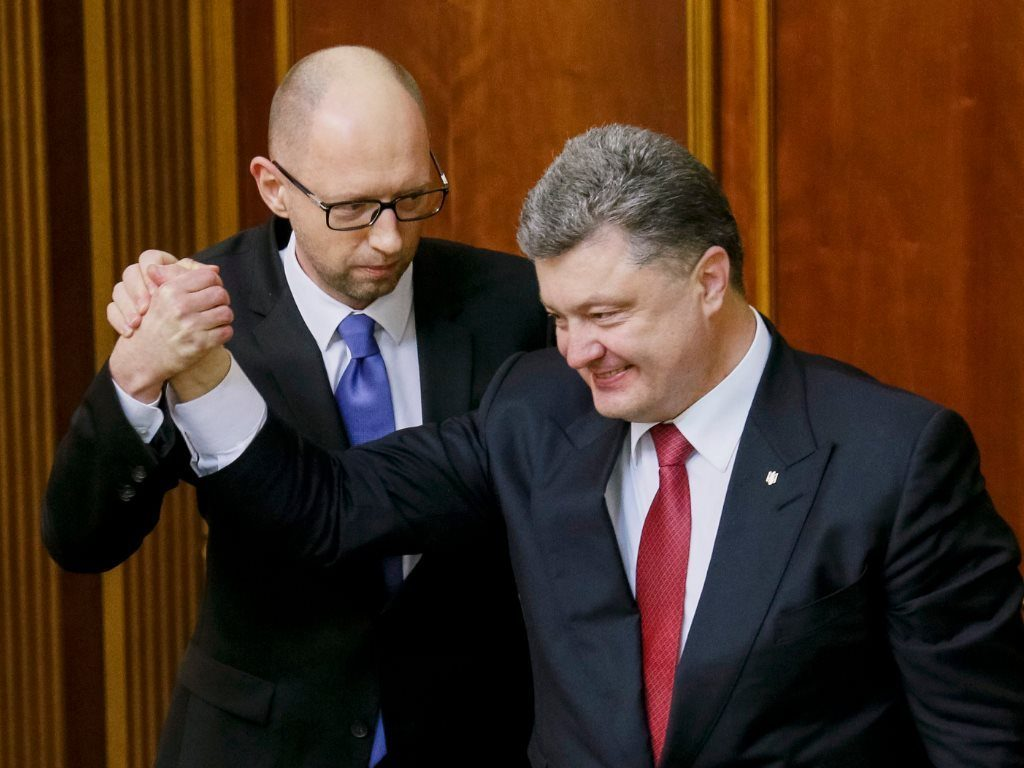 Порошенко с Яценюком сделали «подарок» Украине, за который она заплатит 2 трлн гривен: Скубченко