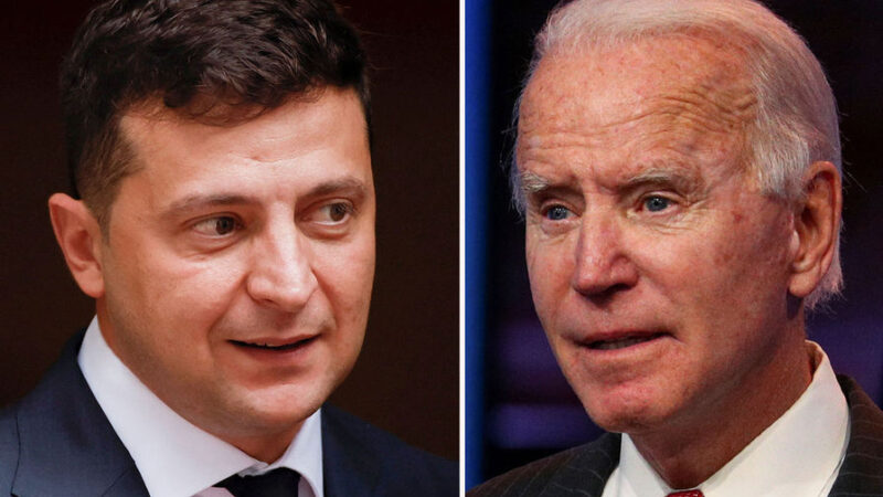 Офис Президента: «Готовится разговор Зеленского и Байдена»