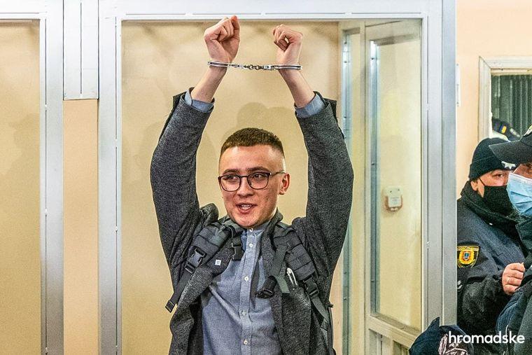 Стерненка звільнили із СІЗО. Тепер він буде під цілодобовим домашнім арештом