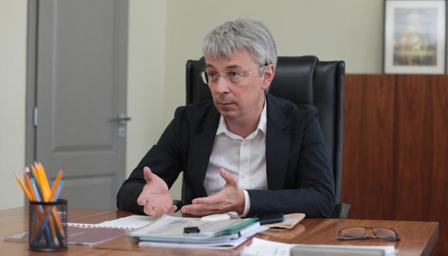 """Ткаченко про закриття """"112 Україна"""", ZIK та NewsOne: юридичні підстави з'явилися лише зараз"""