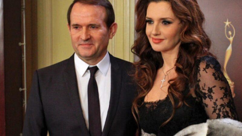 Активи «1+1», які належать дружині Медведчука, арештовані