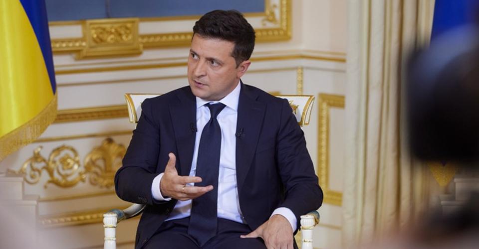 """Зеленський підтвердив переговори про """"кластери"""" щодо Донбасу – їх обговорять 19 квітня"""