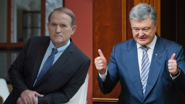«Порошенко може стати наступним президентом», – Медведчук