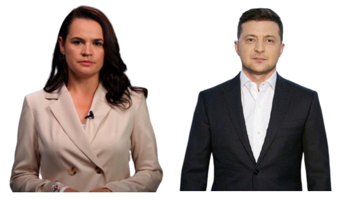 Тихановская планирует встречи с Байденом и Зеленским
