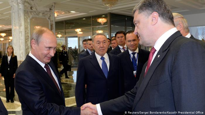 """У 3еленського підтвердили – """"Порошенко підписав Мінські угоди так, що їх неможливо виконати"""""""