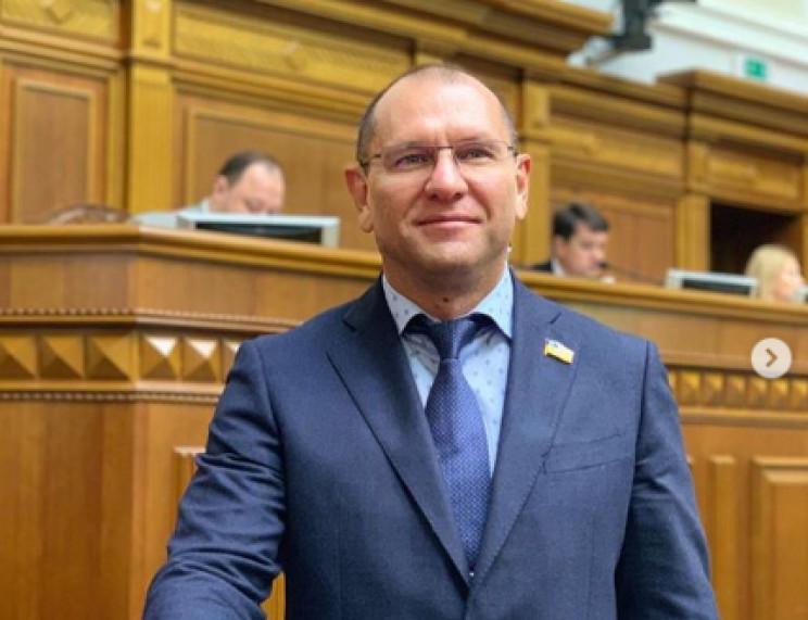 Нардеп від «Слуги народу» став на захист Медведчука